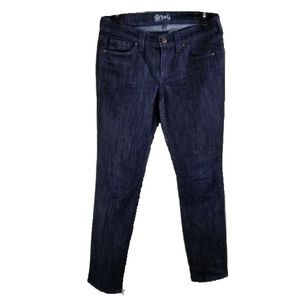 Anlo Straight Leg Dark Blue Jeans